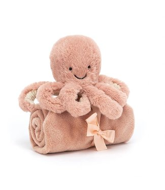Jellycat Odell Octopus Soother
