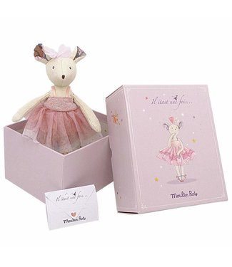 Ballerina mouse in box