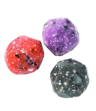 Magic bouncy stones set of three