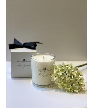 The Pamperhouse White Jasmine Candle