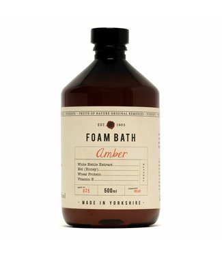 Fikkerts Amber Foam Bath