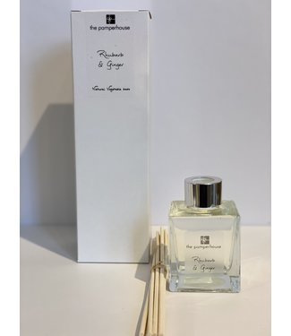 The Pamperhouse Rhubarb and Ginger Diffuser