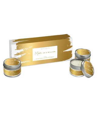 Katie Loxton Mum in a Million Candle Gift Set