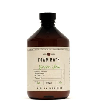 Fikkerts Green Tea Foam Bath