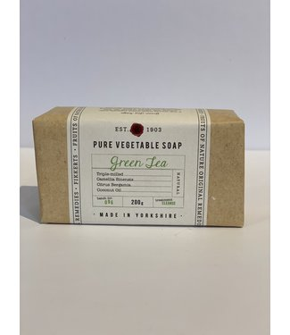 Fikkerts Green Tea Soap