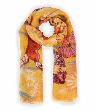 Powder Print scarf