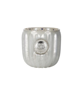 Lene Bjerre Small White Dante Tea Light