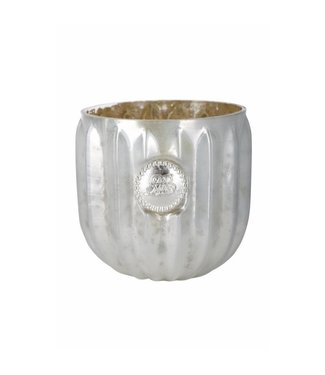 Lene Bjerre Large White Dante Tealight
