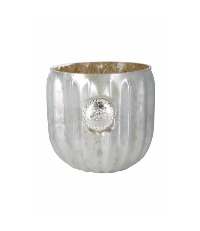 Lene Bjerre Large White Dante Tealight