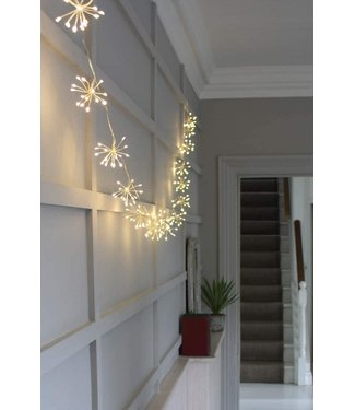 Lightstyle London Starburst Chain Light