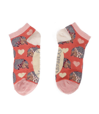 Powder Trainer Socks