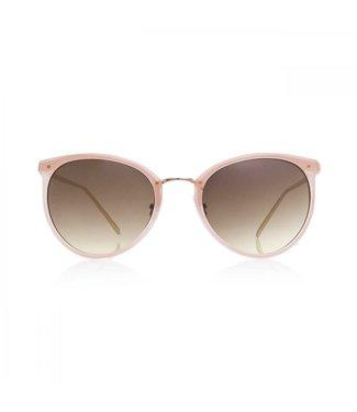 Katie Loxton Pink Santorini Sunglasses
