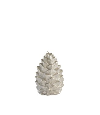 Lene Bjerre Small Gold Pinecone candle