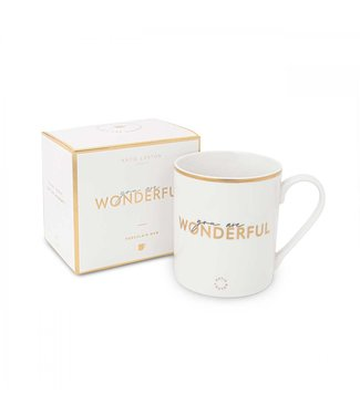 Katie Loxton You are Wonderful Porcelain Mug