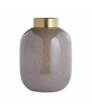 Lene Bjerre Large Alma Vase Bark