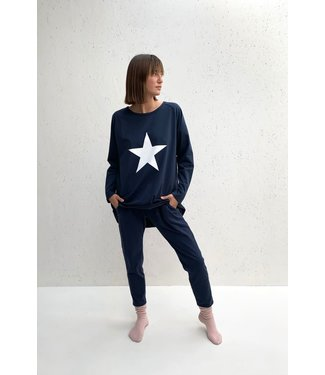 Chalk Robyn Large Star top