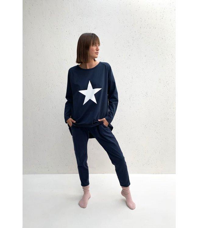 Chalk Robyn Large Star top