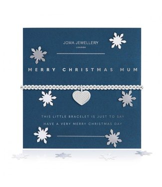 Joma Jewellery A little Merry Christmas Mum
