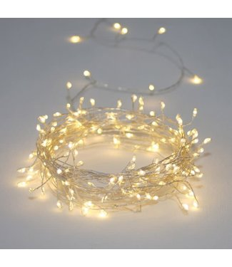 Lightstyle London Silver cluster lights 150