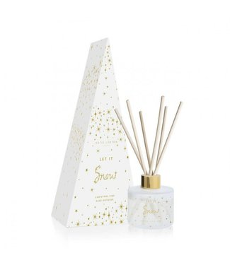 Katie Loxton Festive Reed Diffuser Let it Snow