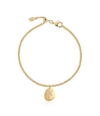 Joma Jewellery Amore Pave Kiss Bracelet