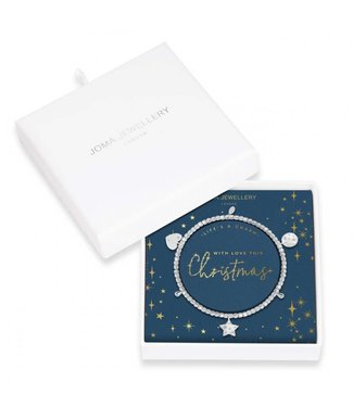 Joma Jewellery with Love this Christmas Life's a Charm Bracelet