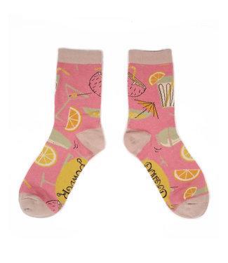 Powder Ladies Cocktail Ankle Sock