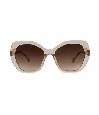 Powder Brianna Natural Sunglasses