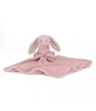 Jellycat Blossom Tulip Bashful Bunny Soother