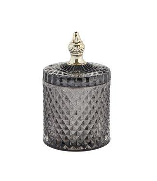 Lene Bjerre Large Grey Miya Jar
