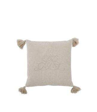 Lene Bjerre Off white  Monine Cushion