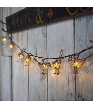 Lightstyle London Robin Light Chain Indoor/Outdoor