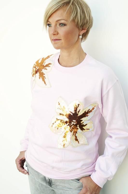 Sweater SECRET WINTERGARDEN Pink