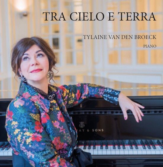 Tra Cielo e Terra CD Tylaine Van den Broeck