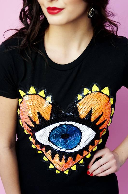 T-shirt OJO DE DIOS