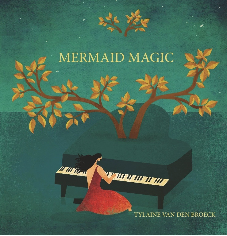 Mermaid Magic VINYL  Tylaine Van den Broeck
