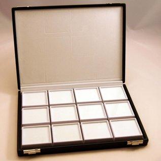 Gesmtone case with 12 boxes (45901NH)