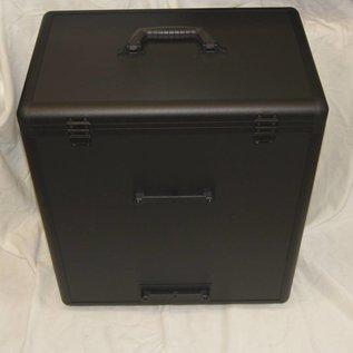 Aluminium sample case extra large