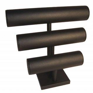 Ständer für Armbänder mit drei Ebenen