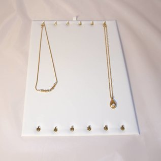 Pad for chains