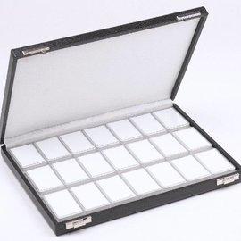 Case content 21 plastic boxes