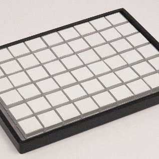 sliding tray content 54 boxes for gemstones