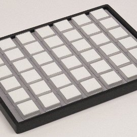 Gemstone sliding tray content 42 plastic boxes