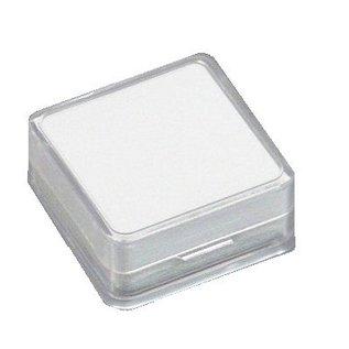plastic box with insert foam for gemstones