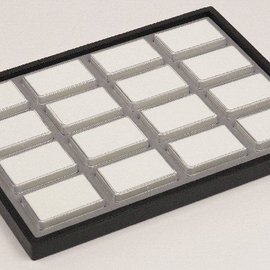 sliding tray content 16 plastic boxes