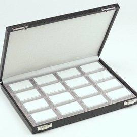 case content 16 plastic boxes