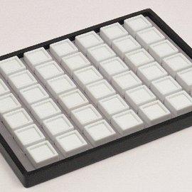 case content 42 glass lid boxes