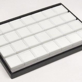sliding tray content 28 glass lid boxes