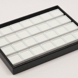 stacking tray content 28 gass lid boxes