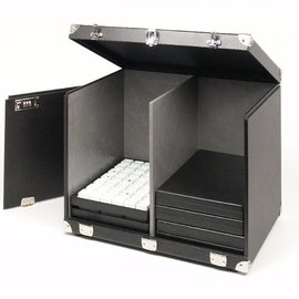 Sample case for 24 stacking trays